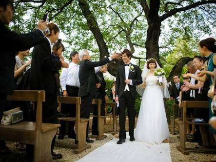 結婚式は人前式でした方~