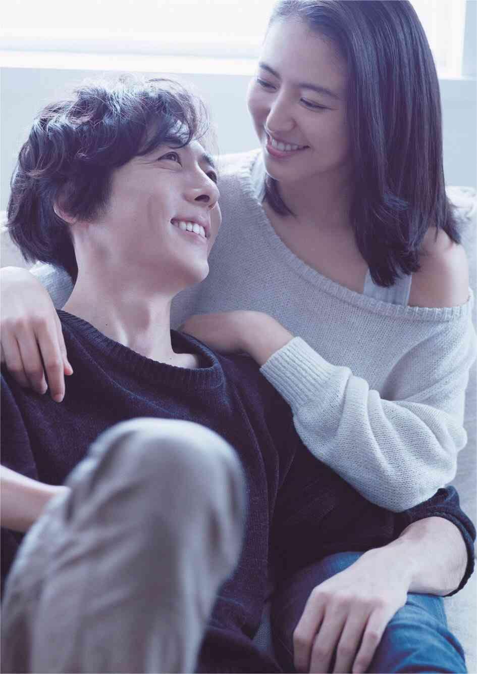 夫婦っぽい芸能人の画像を貼ろう