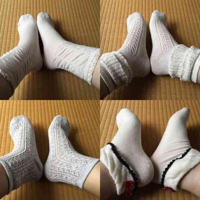初開催!ダサい靴下コンテスト!