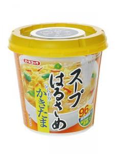 おすすめのカップスープやカップ味噌汁