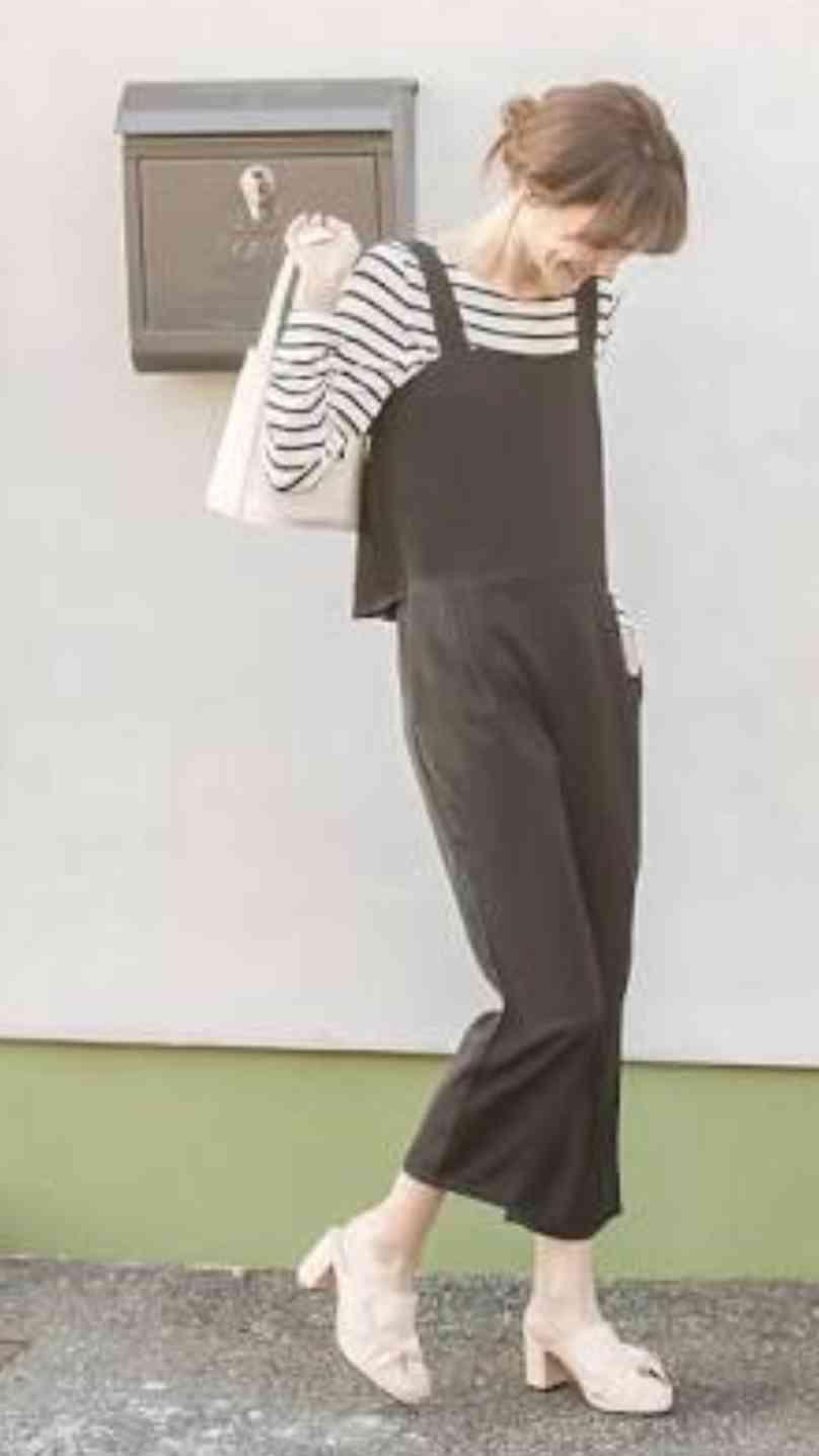 彼とのおうちデートファッション