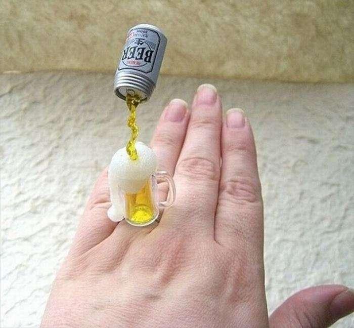 指輪の悩み
