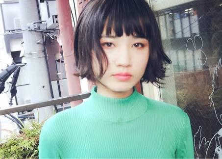 今のヘアスタイル【髪型】