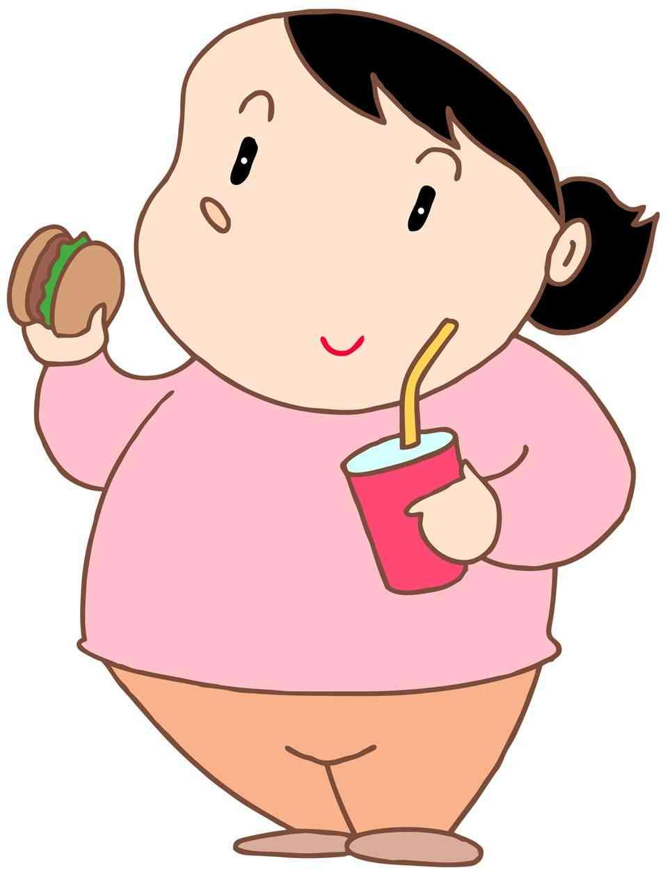 年を取っても好きなだけ食べてたら太りますか?