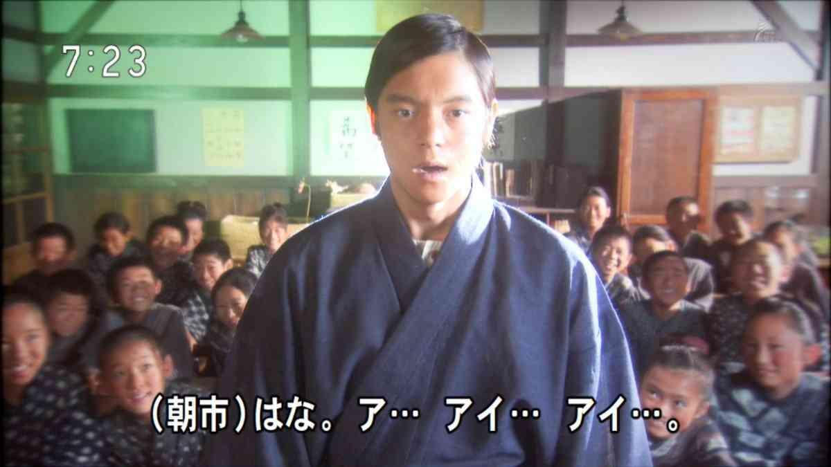 NHK朝ドラ『花子とアン』を観てた人…  (今、再放送を観てる人)