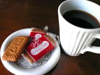 ホットコーヒーの美味しいおとも