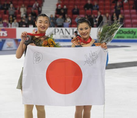 【実況・感想】フィギュアグランプリシリーズ2017 アメリカ大会 女子ショート・男子フリー