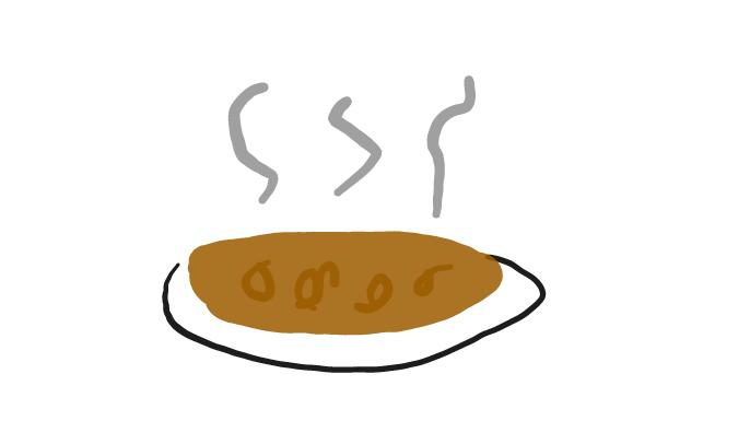 スープカレーが好きな人