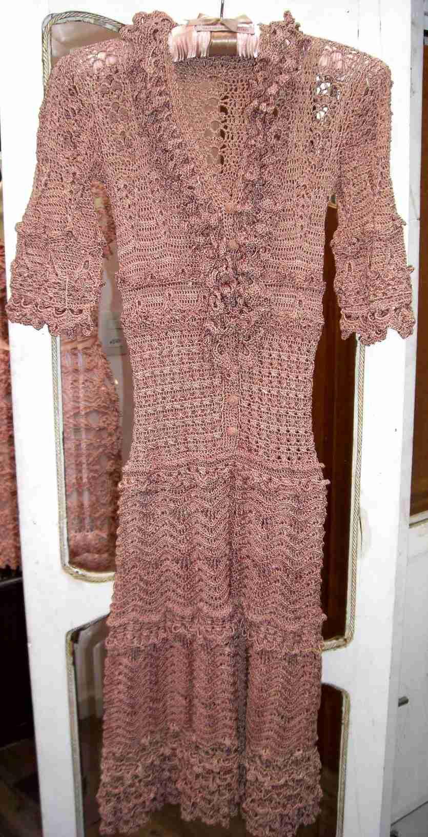 編み物好きな人
