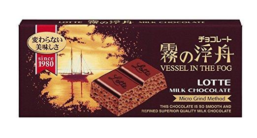 ヘビロテのチョコレート菓子