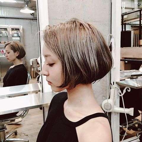憧れの髪型