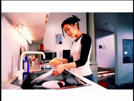 食器を楽しく洗う方法