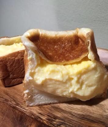 今日パンを食べた人!