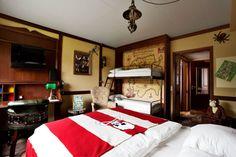 「レゴホテル」1室3万1千円から 来年4月28日開業