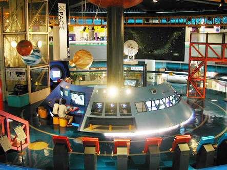 オススメの科学館、博物館