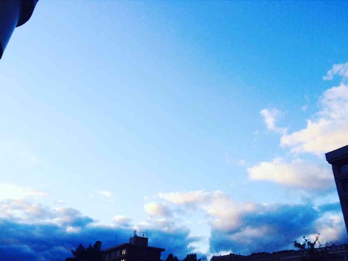 綺麗な空の画像ください