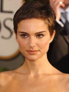 美人だから似合うんだろうなと思う髪型