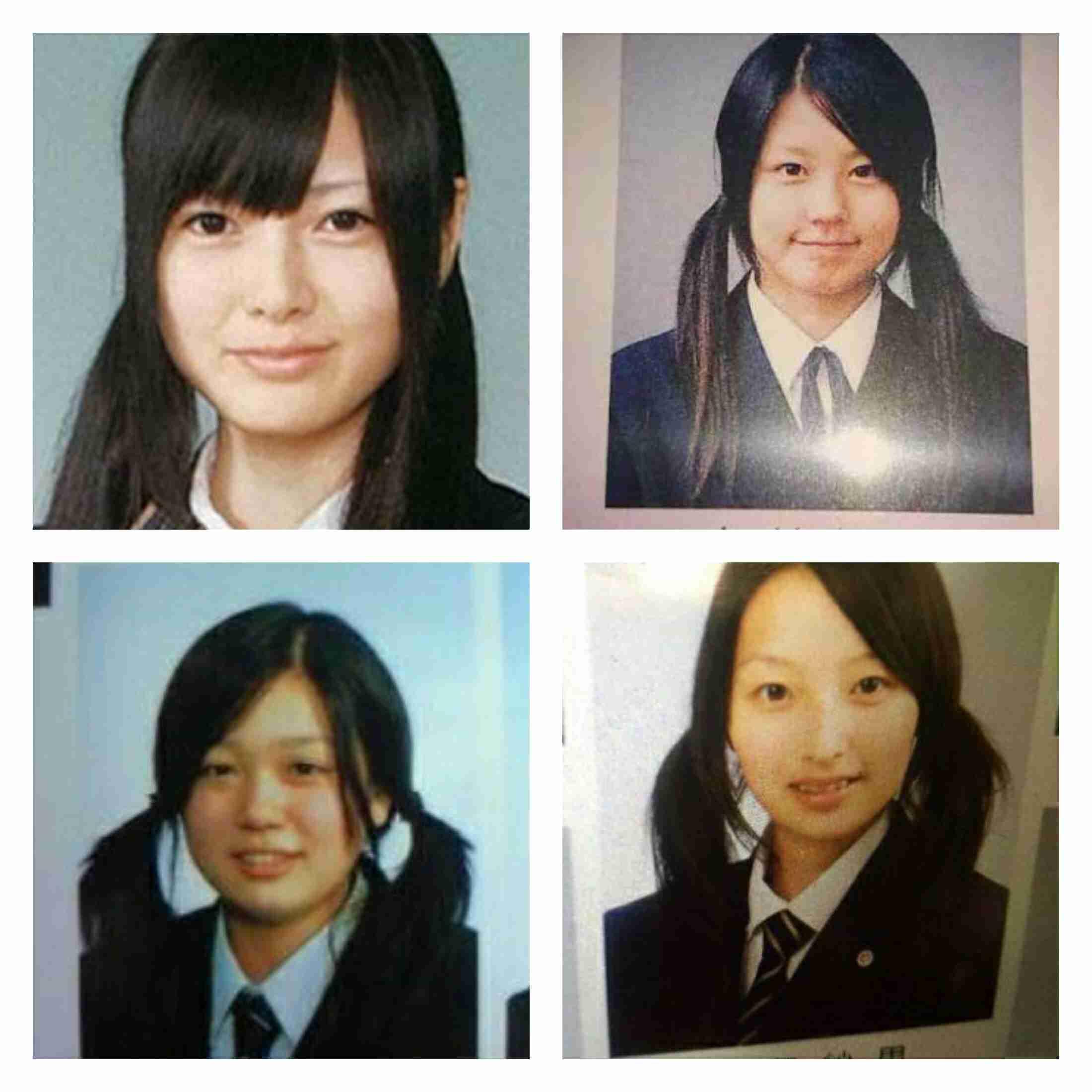 有名人の学生時代の画像を貼るトピ