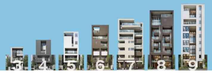 もう一度建てるなら「3階建てにしたい」が増加、「2階建て」は減少、住環境研究所調べ