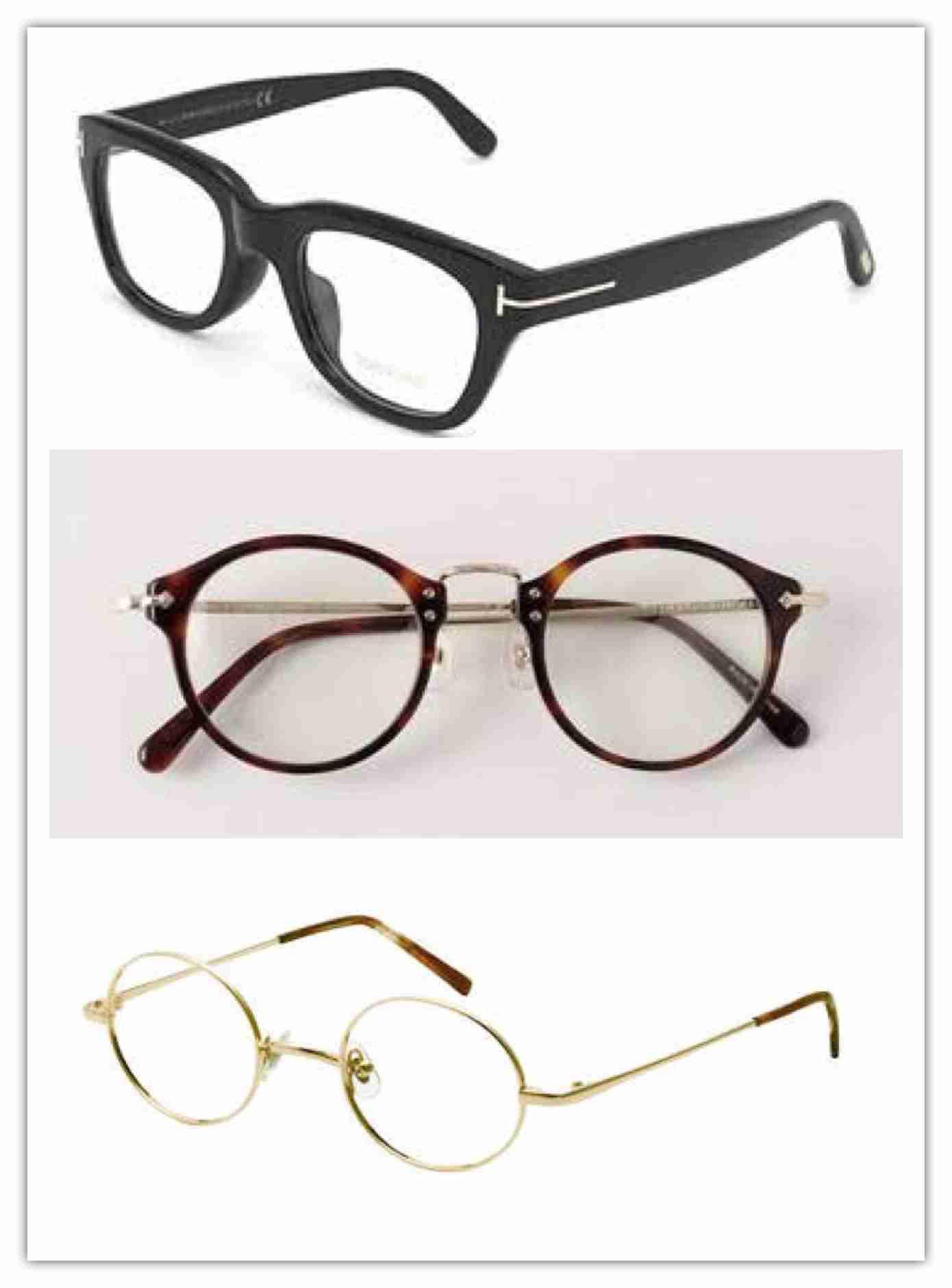 ファッションによってメガネ変えますか?