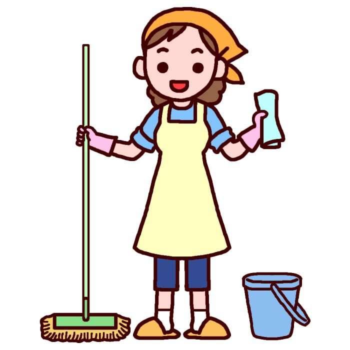 大掃除いつから始めますか?
