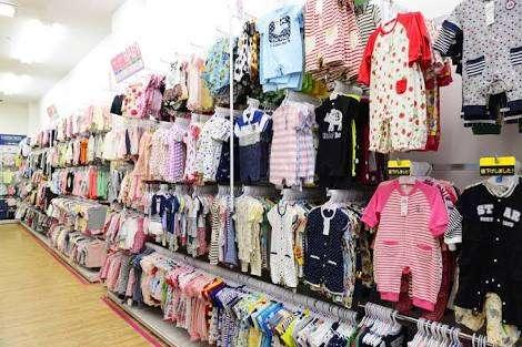 子供服のサイズ