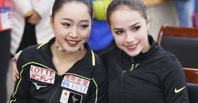 【実況・感想】フィギュアグランプリシリーズ2017 中国大会 男女フリー