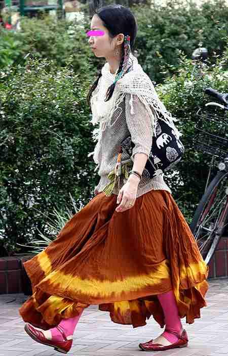 主婦っぽいファッションとは?