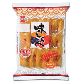 好きな米菓