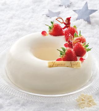色々な「クリスマスケーキ」の画像を貼るトピ♪