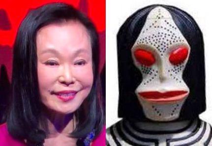 日馬富士より気になる?貴乃花親方の母、藤田紀子の白塗り顔に主婦釘づけ!