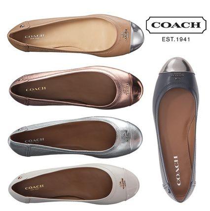 スニーカー以外のペタンコ靴