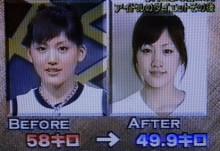 痩せて綺麗になったら人生変わりますか?