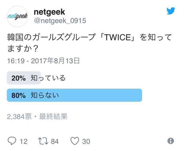 TWICE「紅白歌合戦」出演が内定!韓国からは6年ぶりの出場
