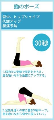 胃下垂の改善の方法