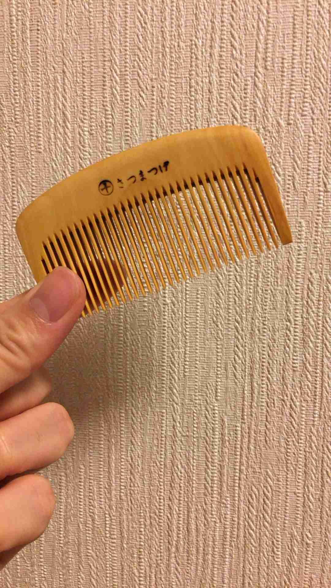 日本の伝統品、つげ櫛を語ろう!