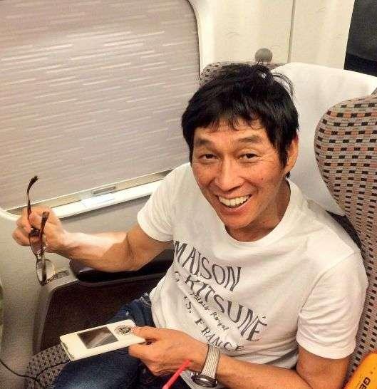 長嶋一茂「バカ息子」落書き事件、さんまの新築祝いと思っていた