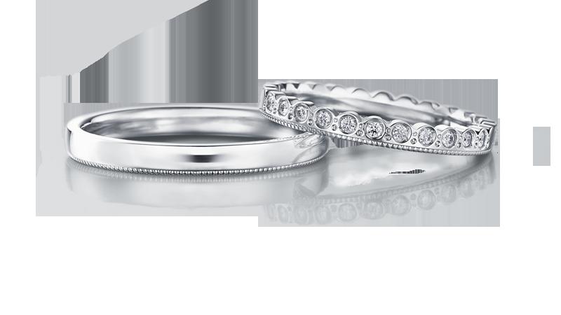 結婚指輪の決め手