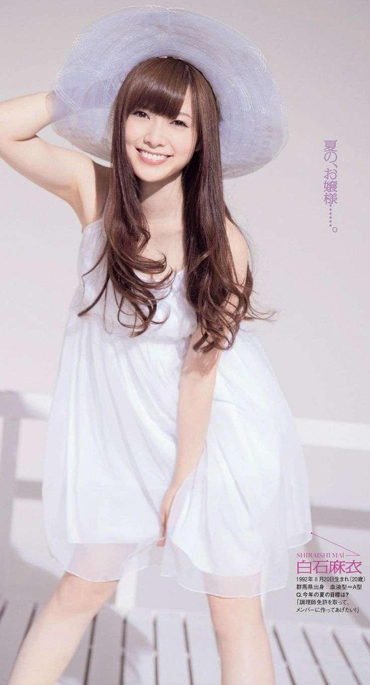 色んな白石麻衣が見たい