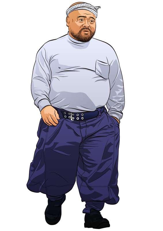 ワイドパンツの下何履きますか?