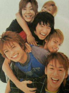 【懐古厨】6人のKAT-TUN好きな人【カモン】