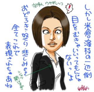 林家正蔵、『ドクターX』患者役でげっそり 米倉涼子の目力に「ゾクゾクした」
