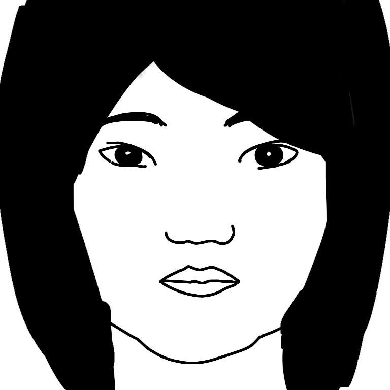 〖身バレ注意〗自分の絵を描くトピ