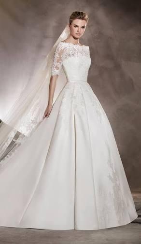 アラフォーのウェディングドレス