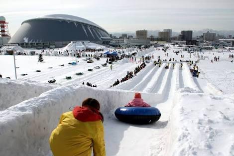 これから真冬を迎える北海道民が肩を寄せ合うトピ