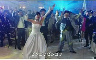 【助けて】結婚式の余興ネタを教えて下さい