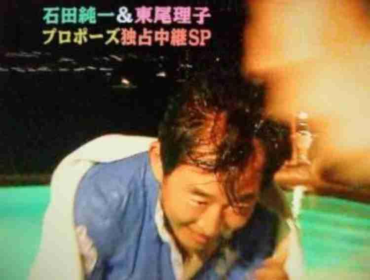 いしだ壱成、厳格ルールから一転…風呂上がりの恋人の体を拭く毎日「人って変わる」