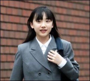 ポスト春香クリスティーンだ!トラウデン直美、慶大法学部合格