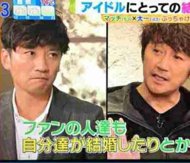 近藤真彦、ジャニーズアイドルの結婚語る「ファンも結婚・恋愛してから」