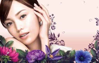 化粧品広告のイメージガールにふさわしい女性芸能人